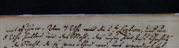 ILL. 1b2 Single Sisters' Diary, April 16, 1778, vol. 3, 23. Courtesy Moravian Archives at Bethlehem, Pa.