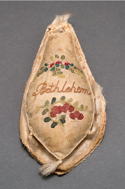 Moravian Pincushion ca. 1790